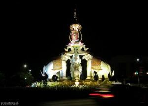 002 | Elephant monument Bangkok