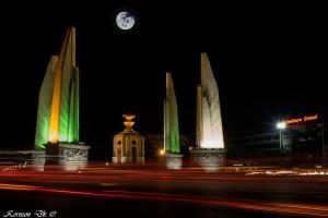 005 | Democracy monument in bangkok