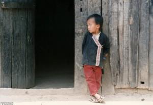011 | Mao hill tribe Boy