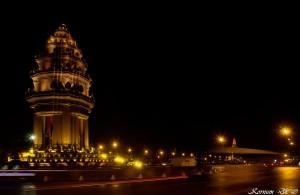 0107 | Freheds monument - Phnom Penh
