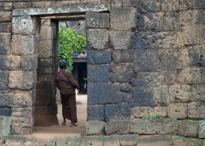 0113 | Tempel udenfor Phnom Penh