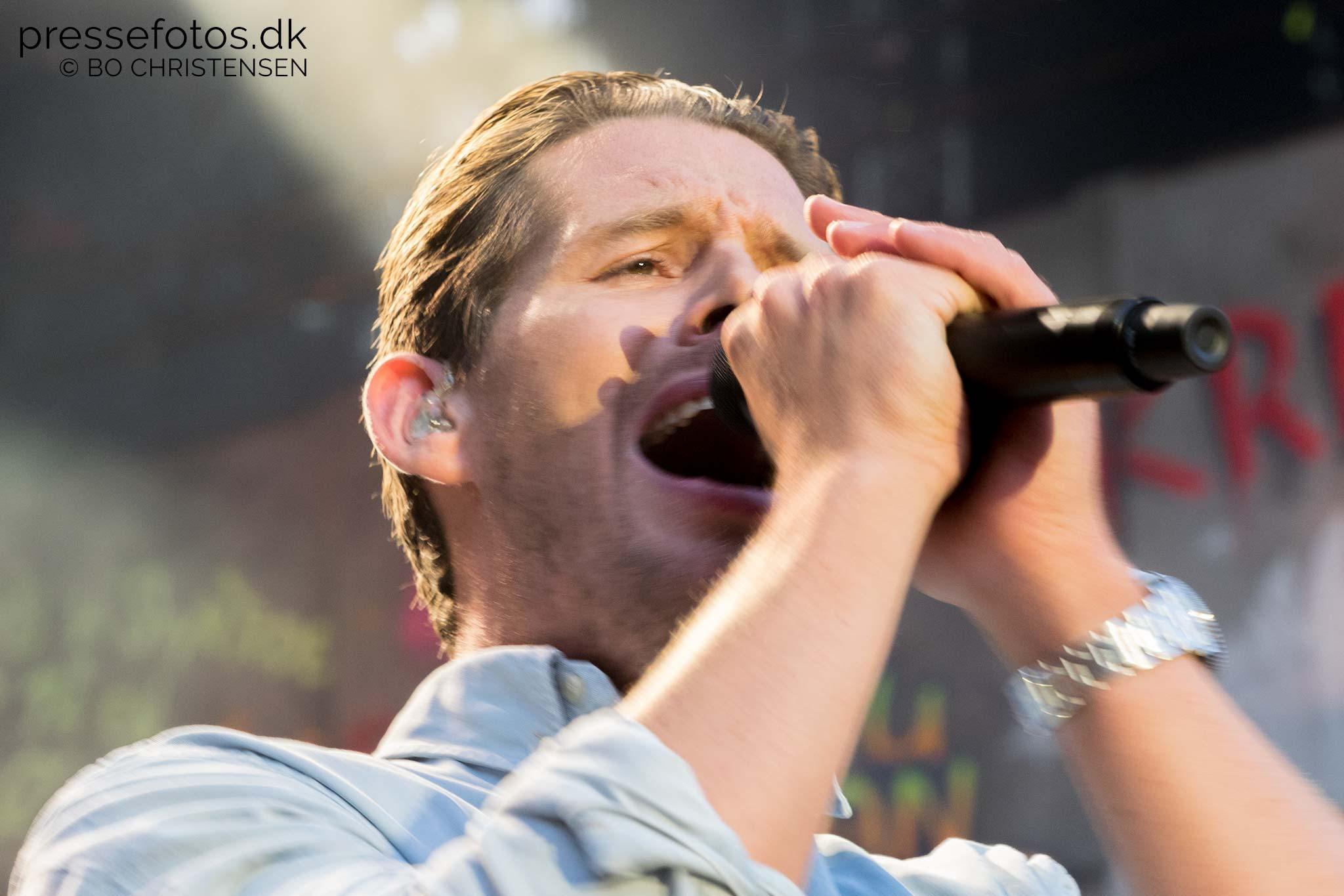 Rasmus Seebach til Nibe Festival 2016