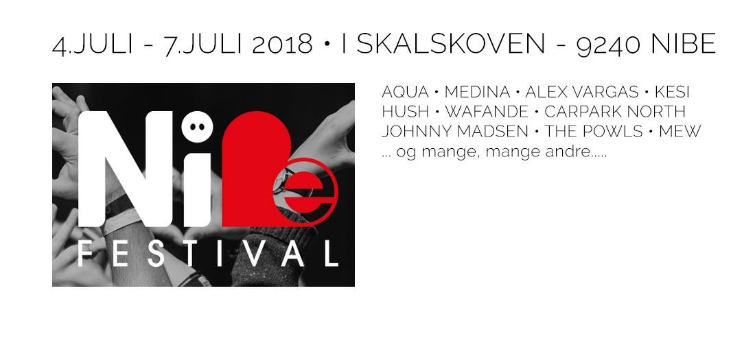 Nibe Festival 2018