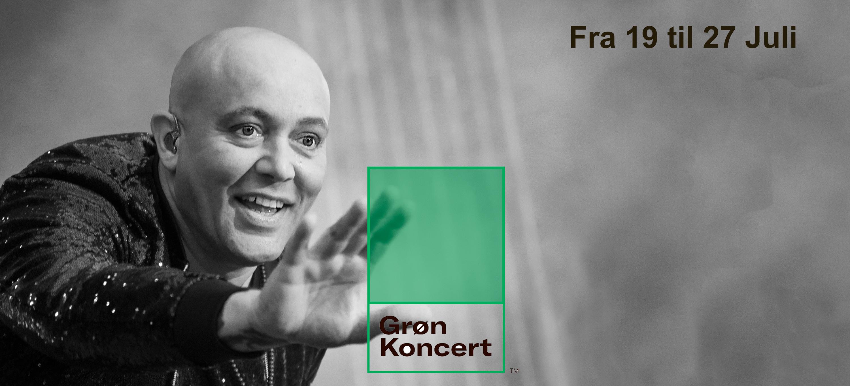 Grøn Koncert 2018