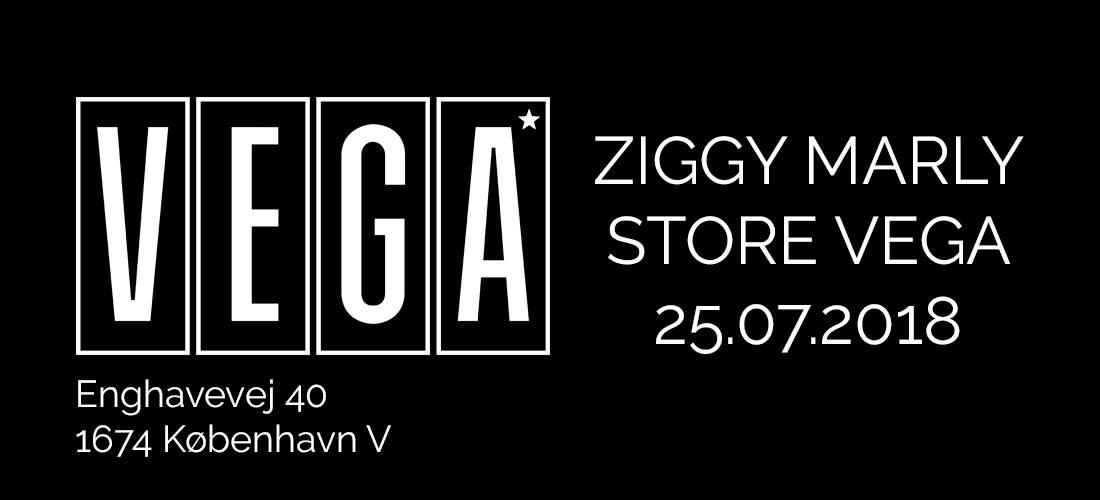Ziggy Marley i Vega