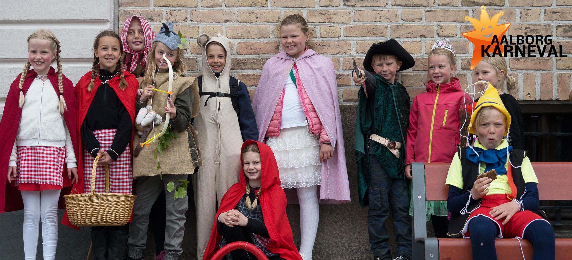 Børnekarneval – Aalborg