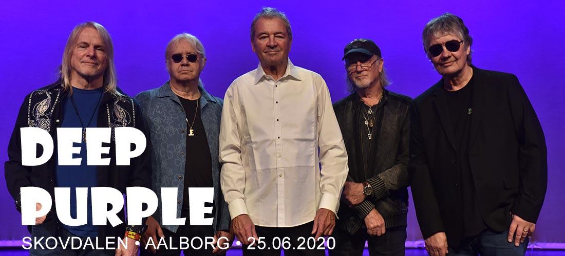 Deep Purple i Aalborg
