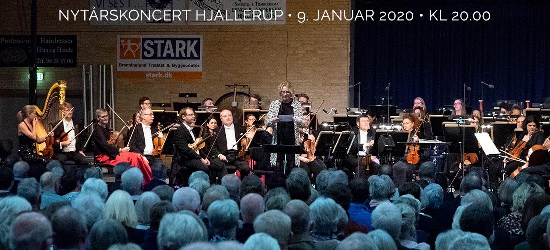 Nytårskoncert – Hjallerup Musikforening