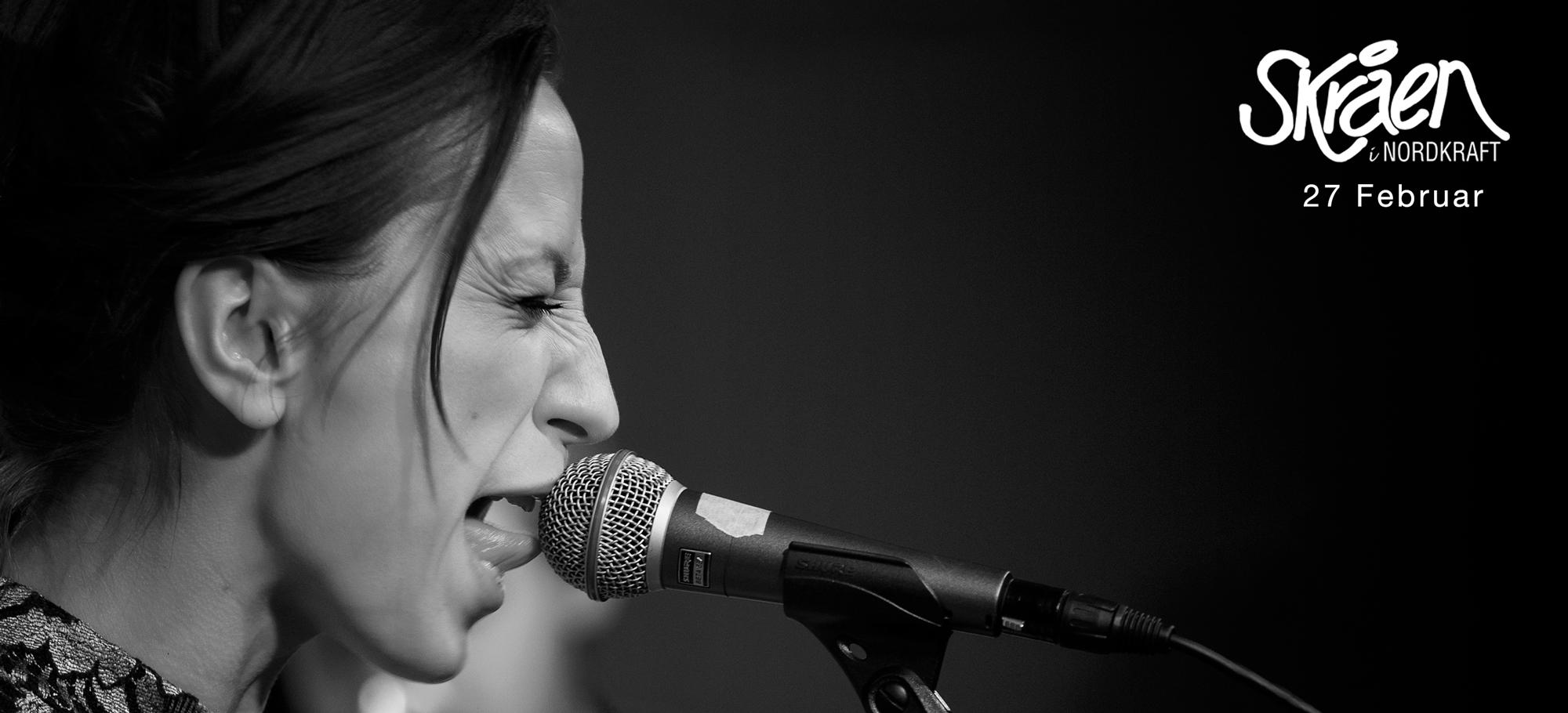 Mathilde Falch – Skråen